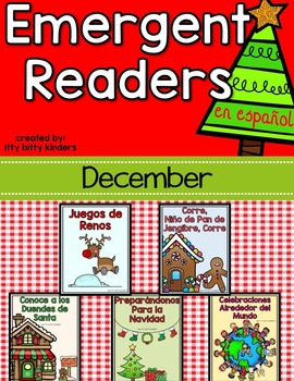 Emergent Readers Set for December in Spanish