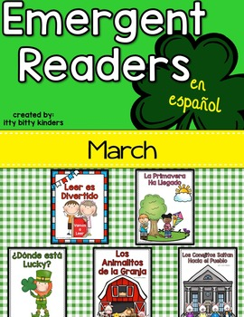 Emergent Readers Set for March in Spanish