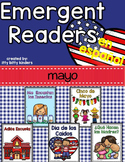 Emergent Readers Set for May in Spanish