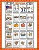 November Emergent Readers in SPANISH, Thanksgiving, Turkey, Fall, Veterans Day