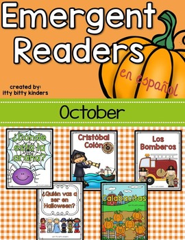 Emergent Readers Set for October in Spanish