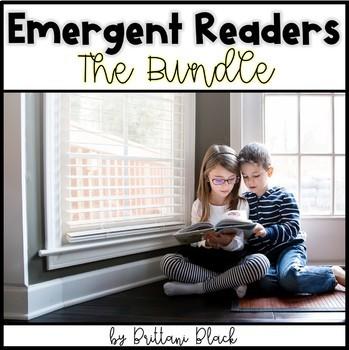 Emergent Readers- The Bundle