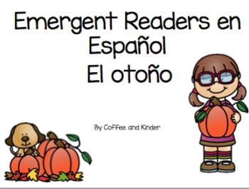 Emergent Readers de Otoño -growing bundle