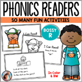 Phonics  Readers Bossy R (R Controlled Vowels)