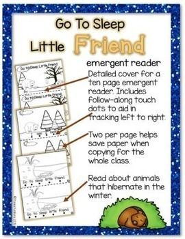 Emergent Readers for December/Winter