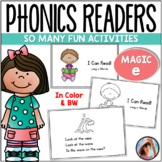 "Phonics Readers for Magic ""e"""