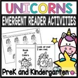 Unicorns Book of Colors Emergent Readers