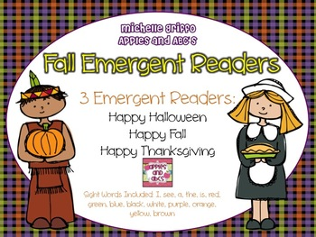 Emergent Readers for the Fall