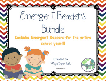 Emergent Readers for the Year