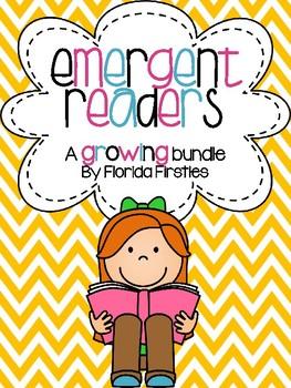 Emergent Readers {a growing bundle}