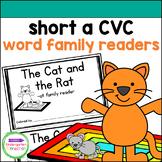 Emergent Readers - short a CVC word family books