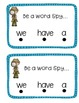 """Emergent Sight Word Reader """"We have a"""""""