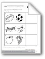 Emergent Skills:Adding an object that belongs