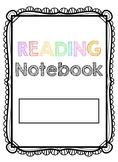 Words Their Way Emergent Student Notebook