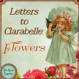 Emergent Writers Send Letters to Family (Flower Theme):  L
