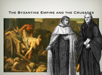 Emerging Europe and the Byzantine Empire, 400-1300