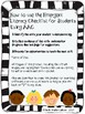 Emergent  Literacy Checklist for Students Using AAC