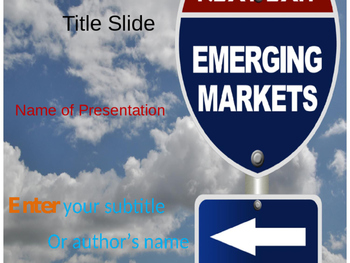 Emerging Markets PPT Template