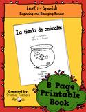 Emerging Reader Book Series: Pet Shop (La tienda de animales) - Spanish