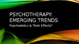 Emerging Trends in Psychotherapy