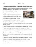 Emerson, Thoreau, and Romanticism Aphorisms