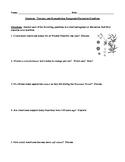 Emerson, Thoreau, and Romanticism Review Activity