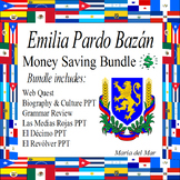 Emilia Pardo Bazán Bundle