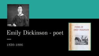 Emily Dickinson: Life in Pictures