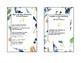 Emily Dickinson 4x6 Poetry Memorization Cards