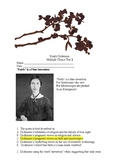 Emily Dickinson AP Poetry Questions