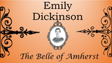 Emily Dickinson PPT Life and Poems 15 Slides