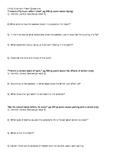 Emily Dickinson Poem Questions