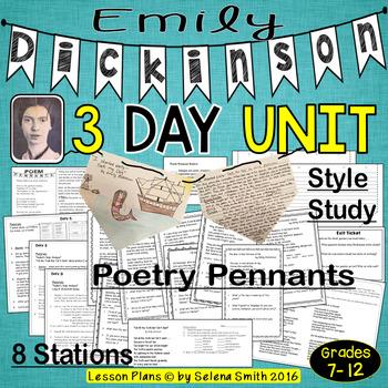 Emily Dickinson Poetry