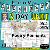 Emily Dickinson Poetry Unit