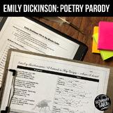 "Emily Dickinson Poetry Parody: ""I Heard a Fly Buzz"""