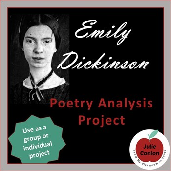 Emily Dickinson Poetry Presentation Project