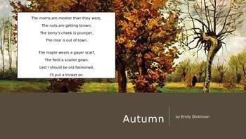 Emily Dickinson Poetry Unit - Common Core Exemplar Texts