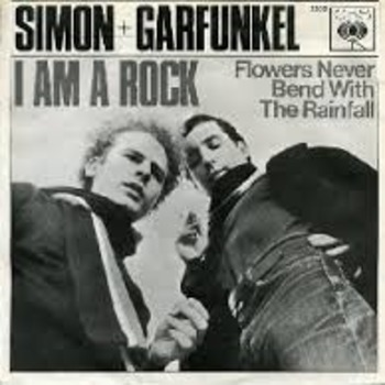 "Emily Dickinson: Song - ""I Am a Rock"" by Simon and Garfunkel"