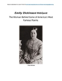 Emily Dickinson WebQuest