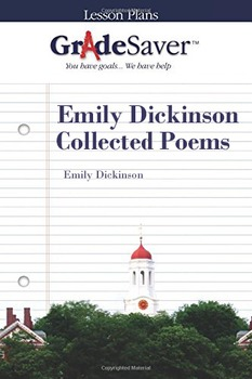 Emily Dickinson's Collected Poems Lesson Plan