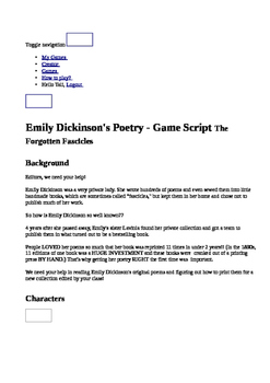 Emily Dickinson's Poetry: The Forgotten Fascicles