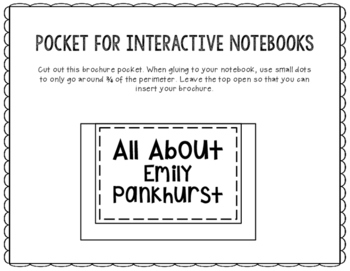 Emily Pankhurst - Human Rights Activist Biography Research Project