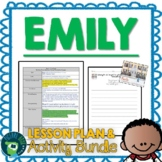 Emily by Michael Bedard Lesson Plan and Google Activities