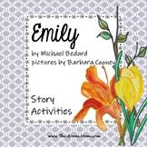 Emily Activities by Michael Bedard
