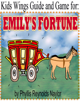 Emily's Fortune by Phyllis Reynolds Naylor, A Wild West Adventure