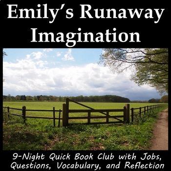 Emily's Runaway Imagination - Book Club