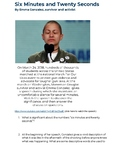 Emma Gonzalez Speech at March For Our Lives: Discussion Questions with Guide