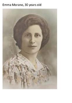 Emma Morano Last person from the 19th century Word Search