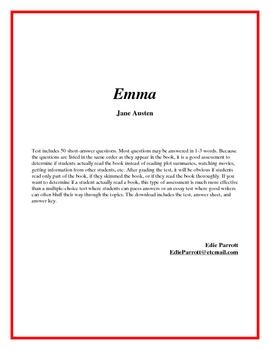 Emma Test