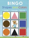 Emma and Egor Sign Langauage Bingo -- Shapes & Colors
